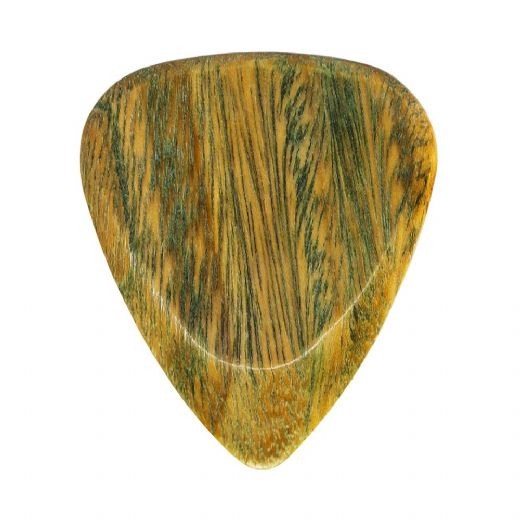Timber Tones Fat Lignum Vitae 1 Guitar Pick